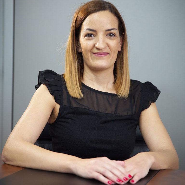 Stephanie Mouzouri